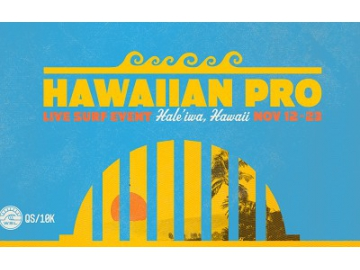 Arranca la Triple Crown en el Hawaiian Pro