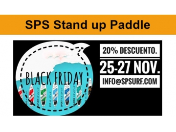 SPS Stand Up Paddle Promoción BLACK FRIDAY 20%