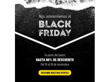 TABLAS SURF SHOP SE ADELANTA AL BLACK FRIDAY