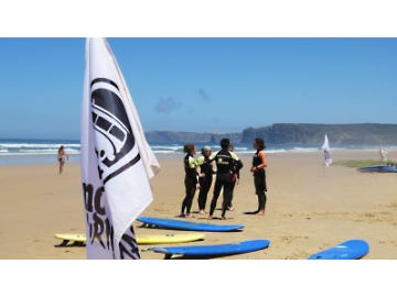 Nomad Adolescentes Surf Camp Algarve