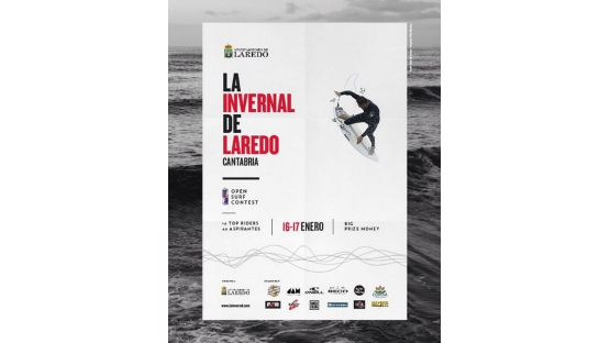 Open Surf Contest- La Invernal de Laredo