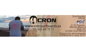 Cron Surfboards