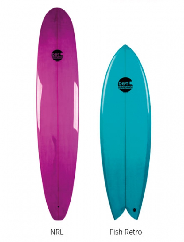 Deft Surfboards