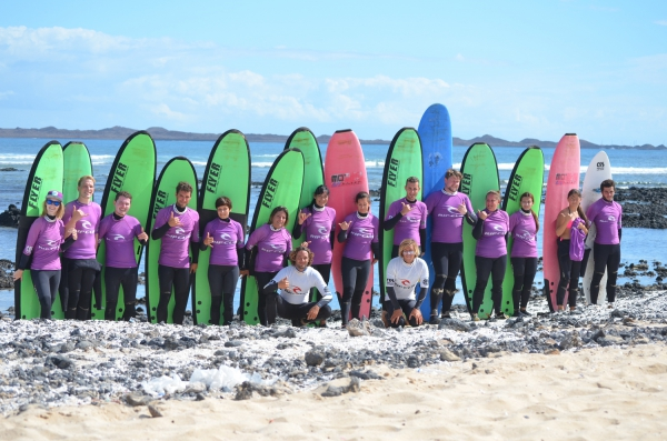 Corralejo Surfschool By Rip Curl Hotel Surfing Colors